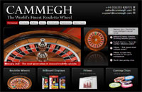 Cammegh Roulette Wheels