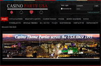 Casino Party USA, Party organizer